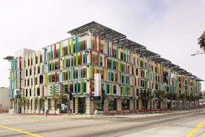 A Sustainable Parking Garage? Only in LA