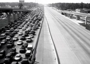 More Highways, Less Traffic?