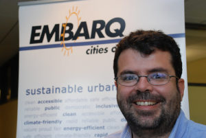 World Expert in Bus Rapid Transit Systems Joins EMBARQ