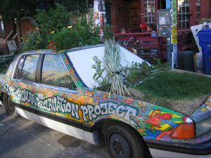 The Green Car Issue