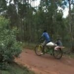 Hot Wheels for Rwandan Coffee Workers!