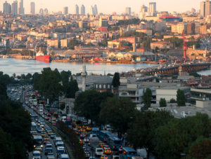 Istanbul Gets Bus Rapid Transit