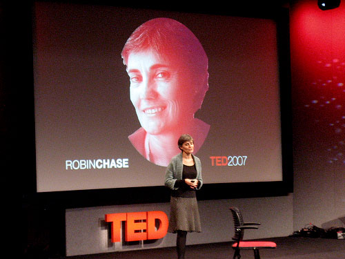 Robin Chase at TED 2007