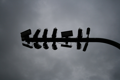 Congestion Charging Cameras