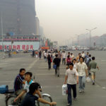 Will Smog Darken China's Debutante Ball?
