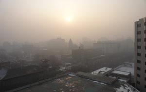 Beijing Is Smoking!