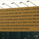 Mumbai's Traffic Generates Its Own Ad Campaign
