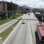 In Bogota Car-Free Isn't Pollution Free