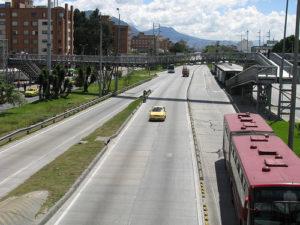 In Bogota Car-Free Isn't Pollution Free