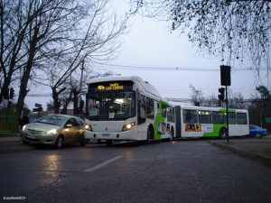 Transantiago A Year Later