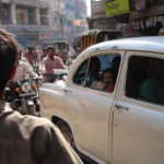 As India's Car Growth Explodes, Pedestrians Get Short Changed