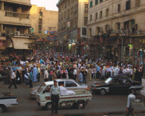 """Noise Pollution in Cairo: """"A Silent Enemy"""""""