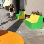 Community Living Rooms - An Effort to Make LA's Bus Stops A Little Nicer