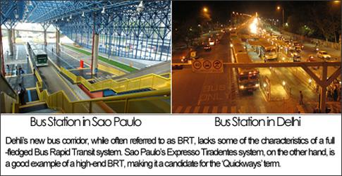 Busways vs. BRTs