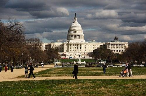 Capitol Hill Obama Inauguration