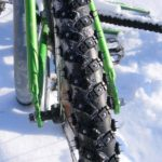Winterize Your Bike: Bike Pogies, Studded Tires, Chain Lube and Anti-Rust Paint