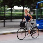 Getting Fit For the New Year? Consider Riding Your Bike to Work