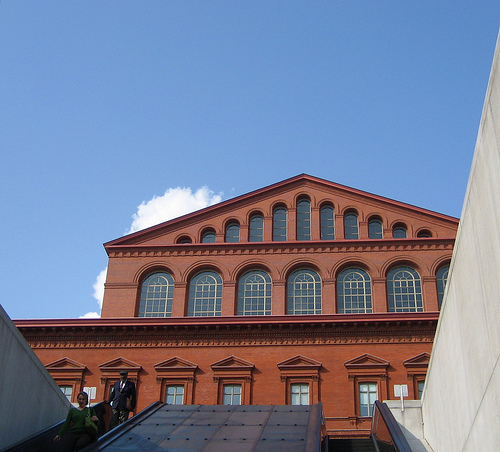 National Building Museum in Washington, DC. Flickr photo from giveawayboy.
