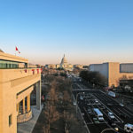 In Washington, D.C., about 41% of people drive to work; 38.5% take public transportation. Flickr photo by ehpien.