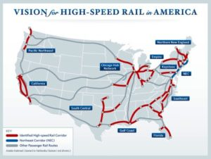 Obama on Right Track with High-Speed Rail