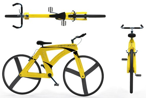 From Plastic Bottles to Bikes: Student Design Team Wins Prize for ...