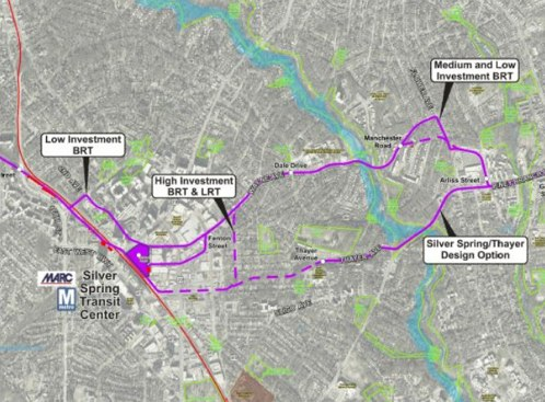 Purple Line Update
