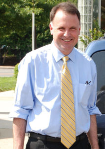 State Senator Creigh Deeds. Photo from Wikimedia.