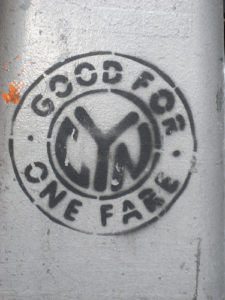 Good for one fare - but how good is that? A fair question. Flickr photo by SliceofNYC.