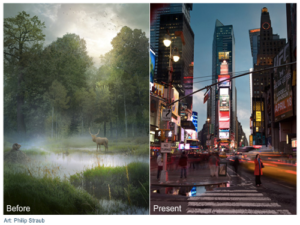 Before & After: New York City's Urban Ecosystem