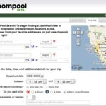 ZoomPool: Trying to Make Ridesharing Less Creepy and More Convenient