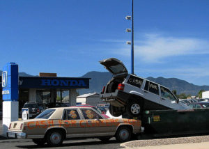 "Cash for Clunkers: ""Environmental Effects Will Be Negligible"""