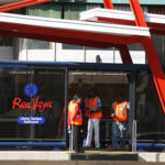 Rea Vaya On the Move in Joburg, South Africa