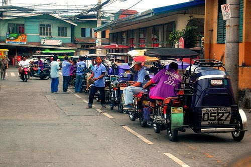 phillipines tricycle