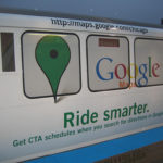 Google Maps in Chicago