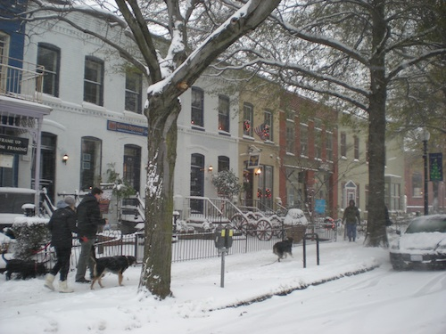 Local Forecast: Snowy, with a Chance of Mixed-Use