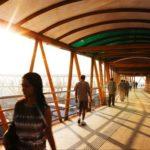 """Lofty Idea: """"Skywalks"""" for Mumbai Pedestrians"""