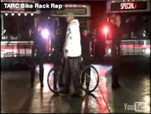 Bike Raps for Bike Racks