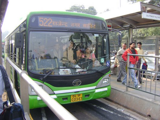 Can Indian cities move past the negative perception of BRT created during the opening of Delhi's system?  Bangalore is leading the charge.  Photo: CST-India.