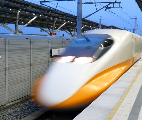 China's expanded high speed rail network would extend through India, Kazakhstan, Turkey and other countries. The Chinese government proposes to finance the projects in exchange for rights to some of its neighbors' natural resources. Photo by yeowatzup.
