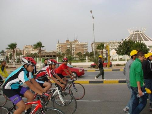 World Health Day activities in city of Benghazi, Libya. Photo by hatim eltaira.