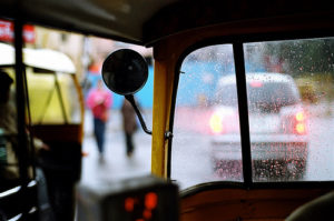 Researchers from the University of Texas at Austin gained insights into India's auto rickshaw industry from the perspective of rickshaw drivers and manufacturers. Photo by Premshree Pillai.