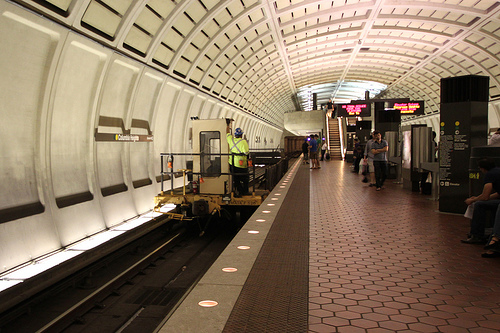 Know how to fix Metro? Go tell them, from 9 - 11:30 a.m. at the Metropolitan Washington Council of Governments' Offices, 777 N. Capitol St. NE. Photo via Mr. T in DC