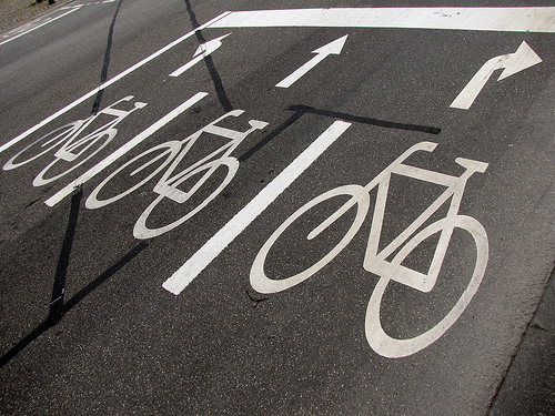 German cities have developed some of the world's best bike infrastructure. Dr. Ralph Buehler spoke about lessons that D.C. can take from Germany last night at the Goethe Institute.