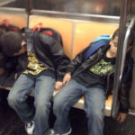 Kids in NYC will keep their passes to ride to and from school on city transit. Photo via shell belle.