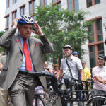 TheCityFix Picks, June 4: USDOT Takes a Ride, Traffic in Port-au-Prince, World Cup's Eco Impact