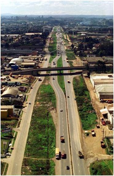 BR116 before becoming Green Line Corridor. Photo via Dario Hidalgo.