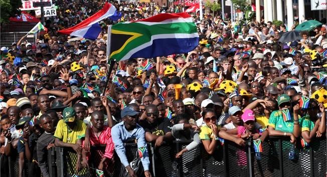 How will three million World Cup fans get around? Photo via FIFA.