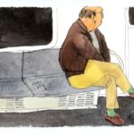 Friday Fun: People on Public Transit Illustrated
