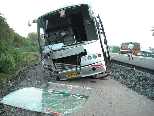 The U.N. Economic Commission for Europe and the International Basketball Federation have launched a global road safety campaign to reduce traffic accidents. Photo by Sistak.