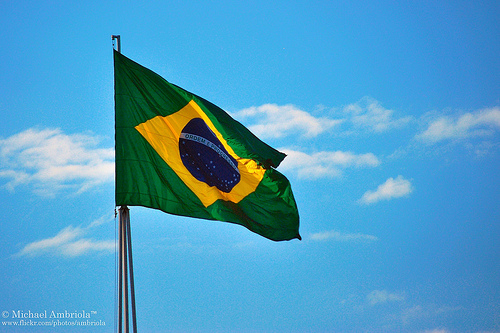 How can Brazil ensure that its World Cup infrastructure investments are sustainable? Photo via M.J. Ambriola.